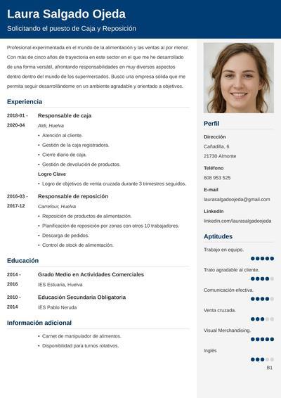 editor de currículums