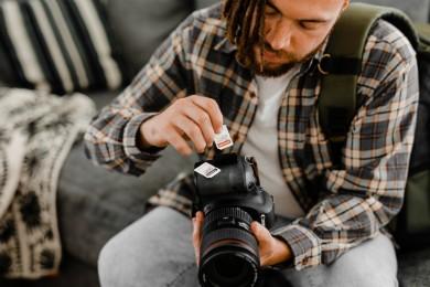 Cómo Hacer una Carta de Presentación para un Fotógrafo