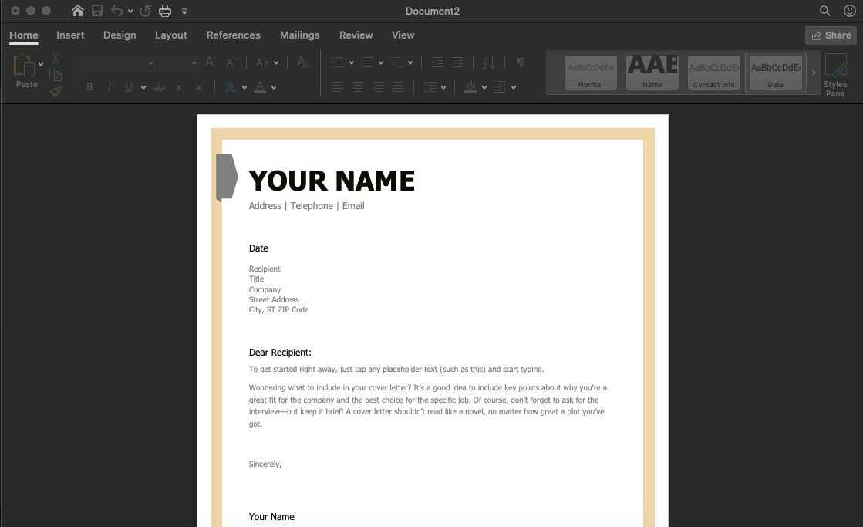 carta presentacion_word