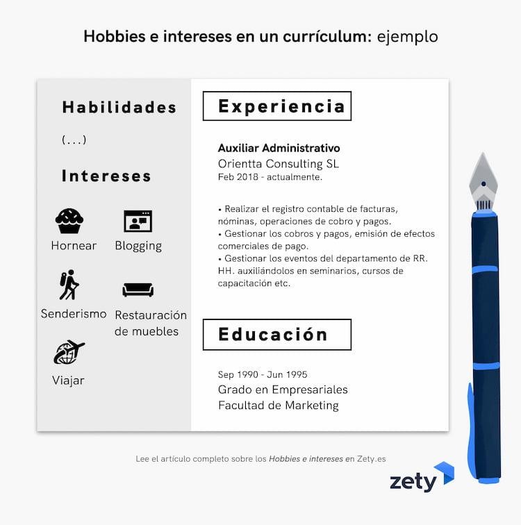 hobbies curriculum