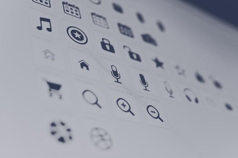 La Mejor galería de Iconos en Png y Vectores para Currículum